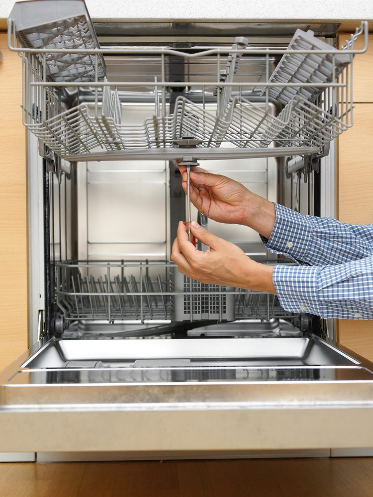 Common Dishwasher Repairs | Home Appliances