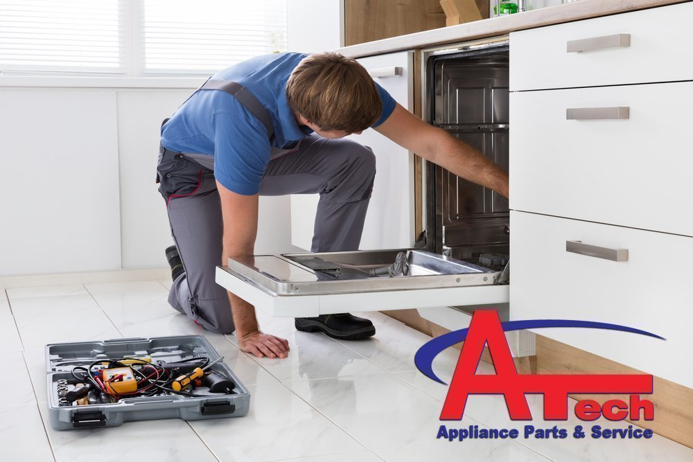 Should I Repair or Replace My Broken Dishwasher? | A-Tech Appliance