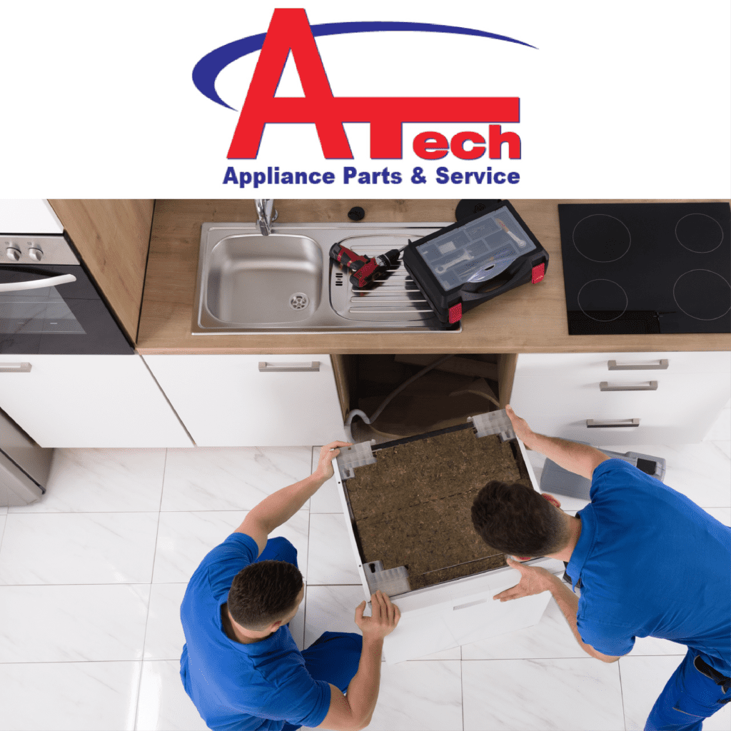 Our Team Repairs Kitchen Appliances Quickly