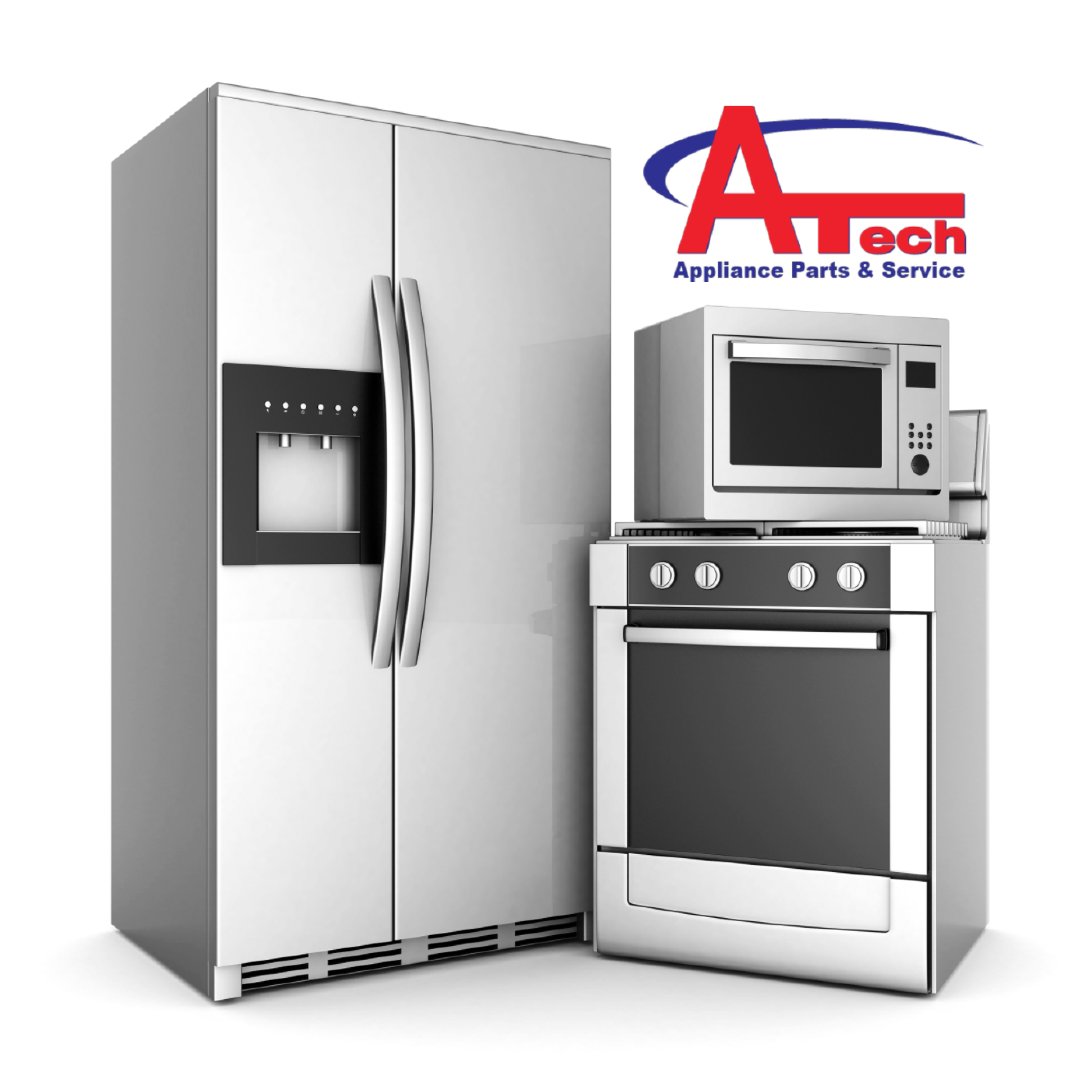 Brands We Love | A-Tech Appliance Parts & Service