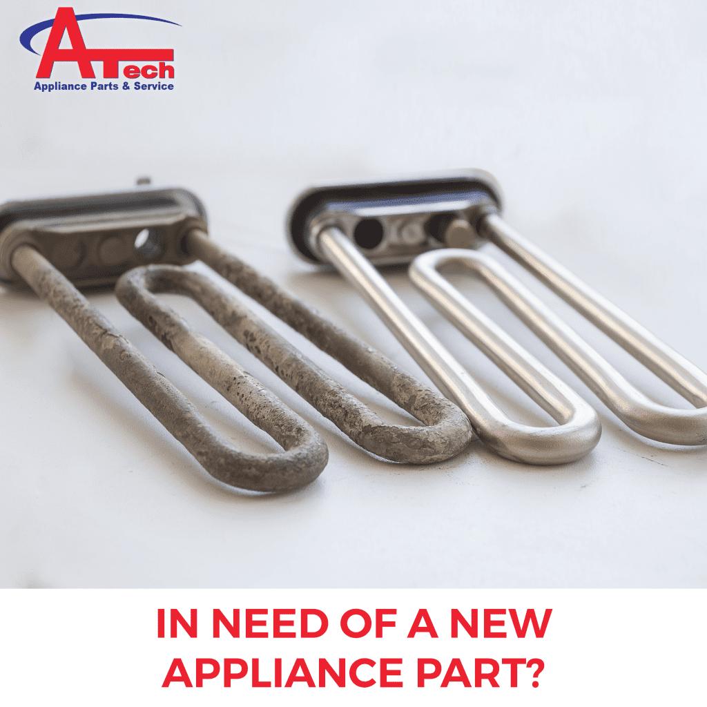 Need A New Appliance Part Contact A Tech Appliance