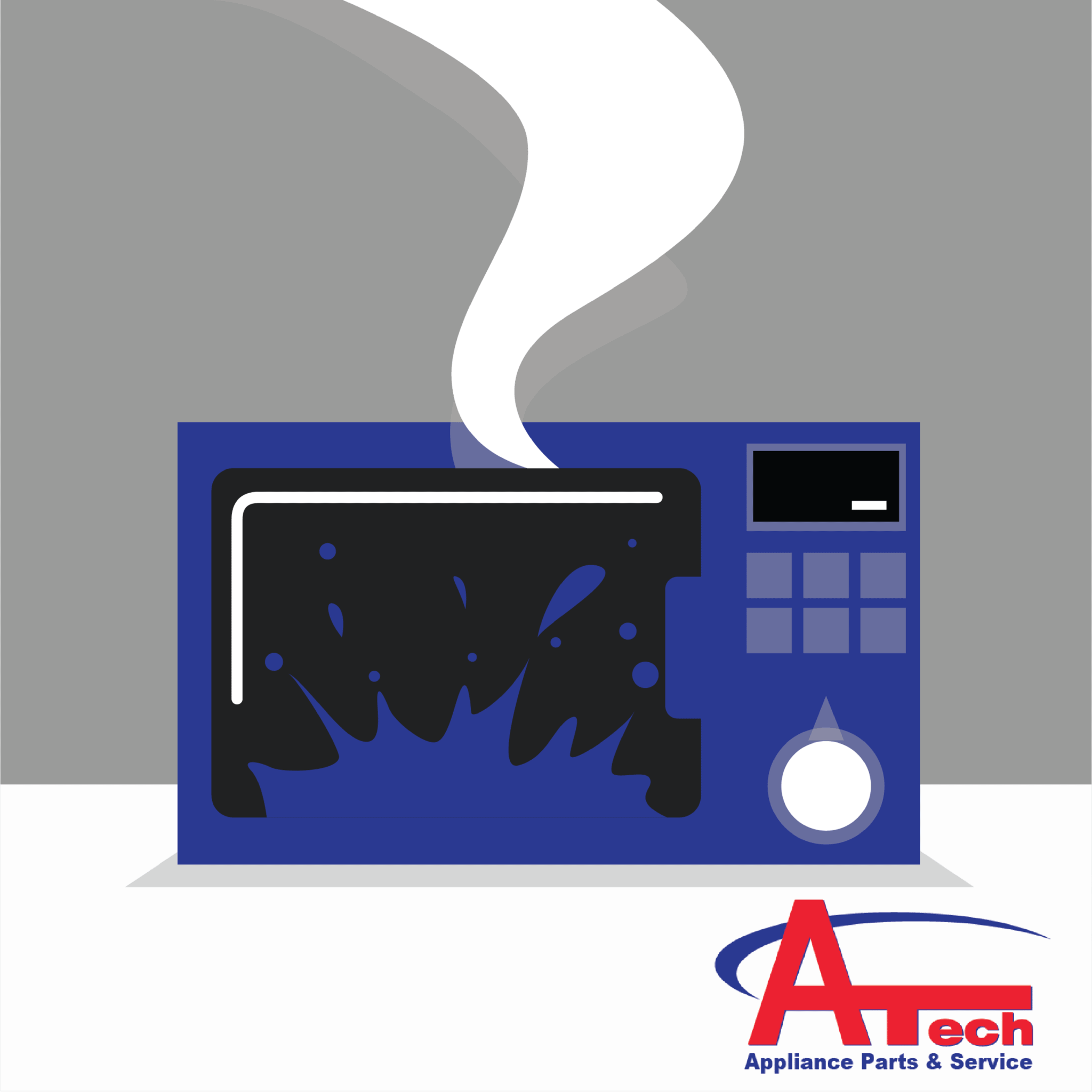 3 Reasons Why Your Microwave Could Have Stopped Working | A-Tech