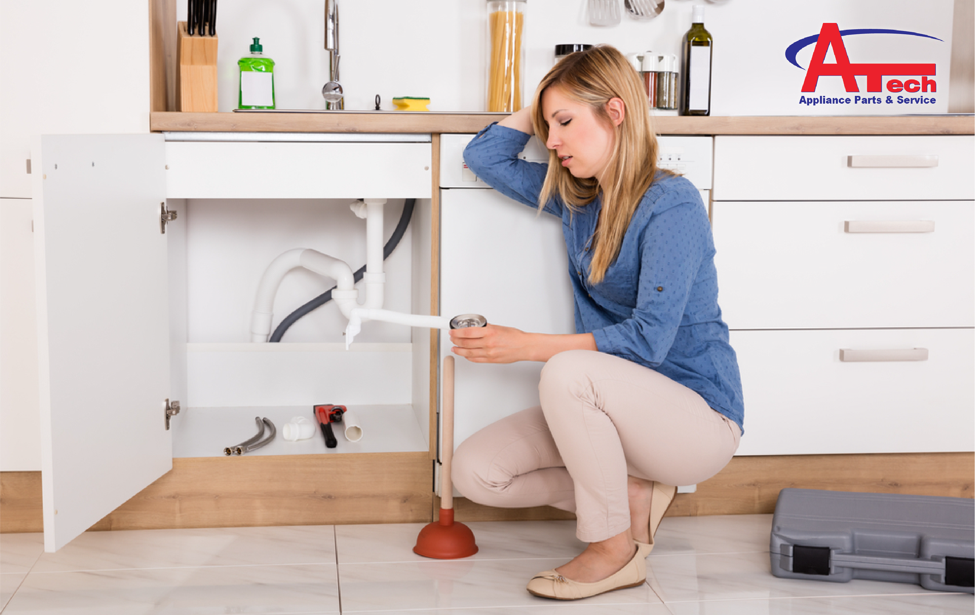 Appliances Need Maintenance