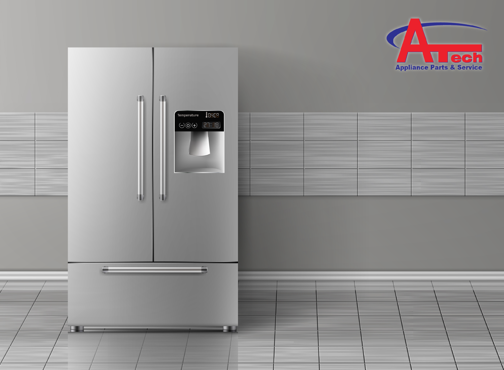 Freezer Repair with A-Tech