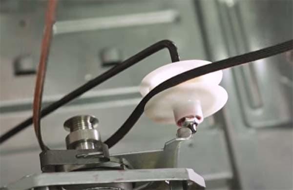 GE dryer making noise