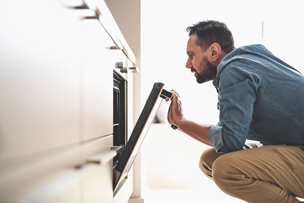 should I use self-cleaning oven