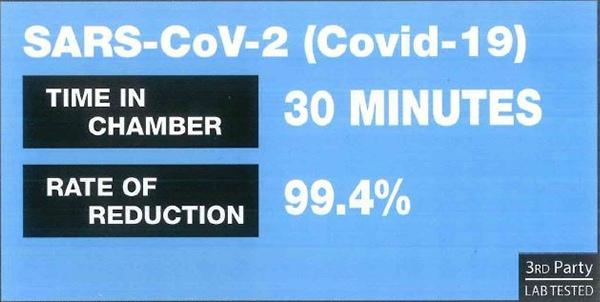Can iWave reduce coronavirus
