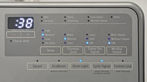 Whirlpool dryer doesn't turn on